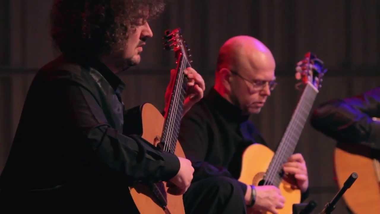 躍動感あふれる独特の世界観 ヨーロピアン・ギター・カルテットによる『Danza non Danza』