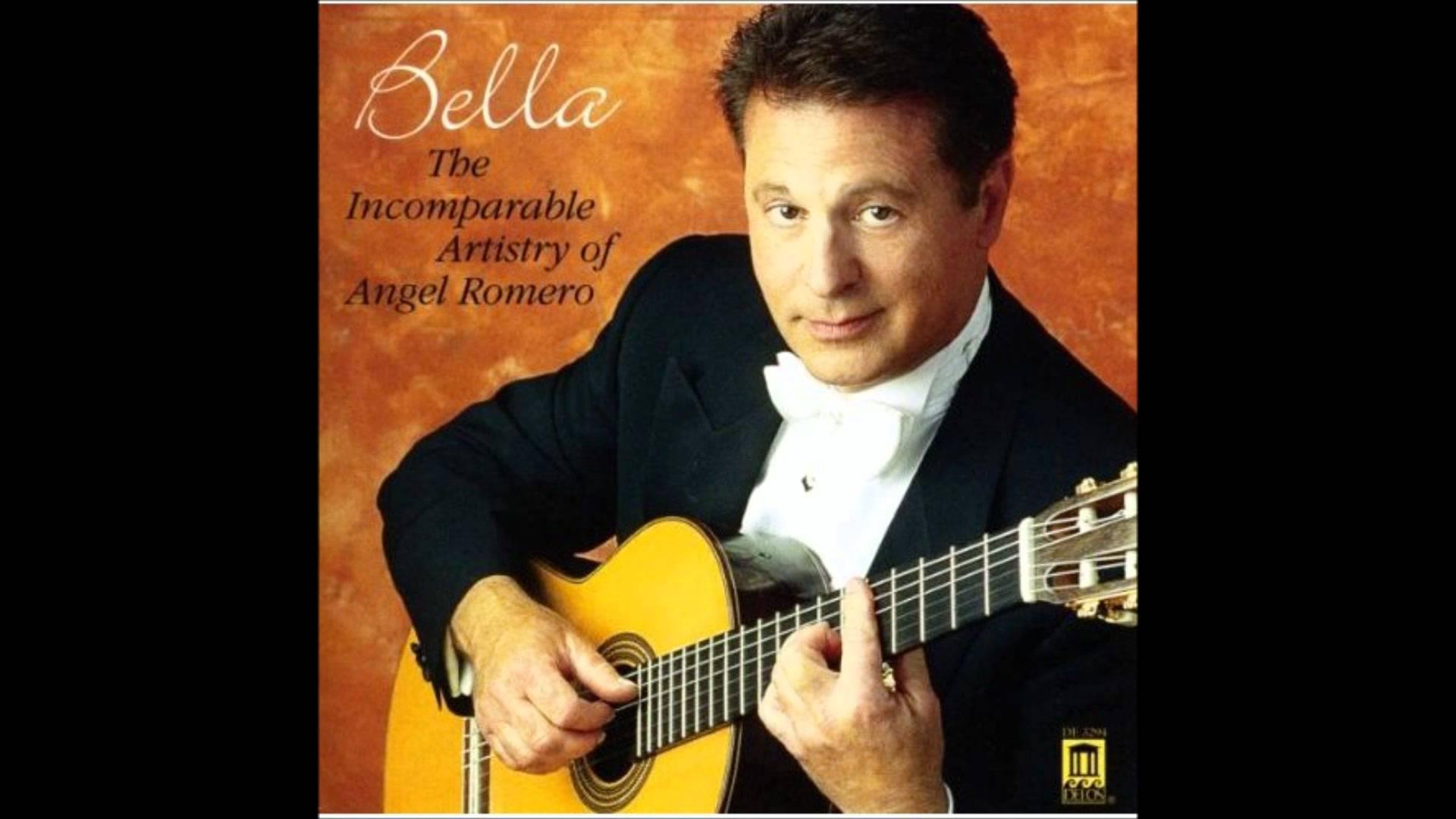 染みわたる叙情的なメロディ A.ロメロが弾くベートーヴェンの『アダージョ』