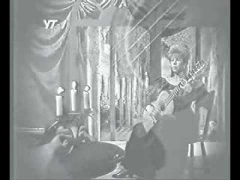 キャンドルの灯りのもとで G.ヴェイルが弾くデ・ラ・マーサの『暁の鐘』