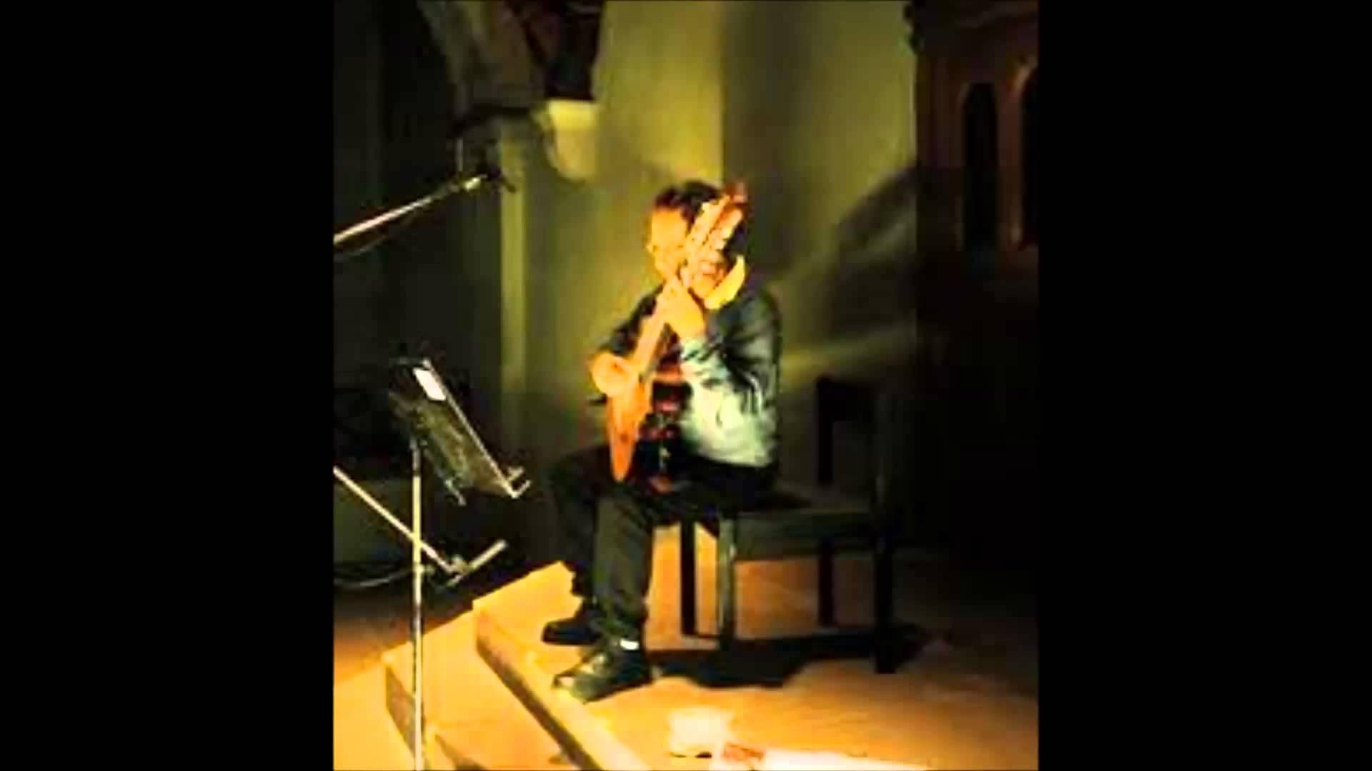 清澄な響き G.セルシェルが弾くヴァイスの『パッサカリア』