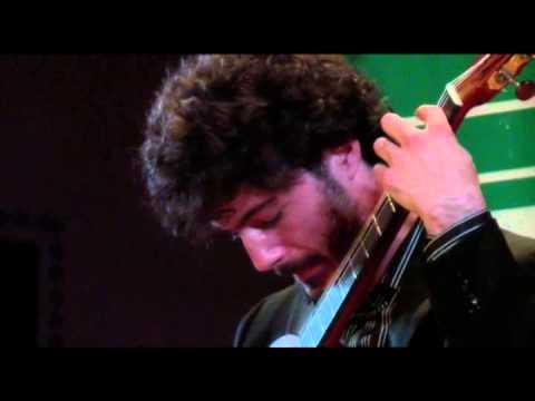鮮やかなテクニックとしなやかなサウンド G.ビアンコが弾くヴィラ=ロボスの『エチュードNo.7』