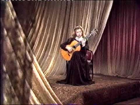 ロシア民謡による変奏曲 G.ヴェイルが弾くヴィソツキーの『By the river』