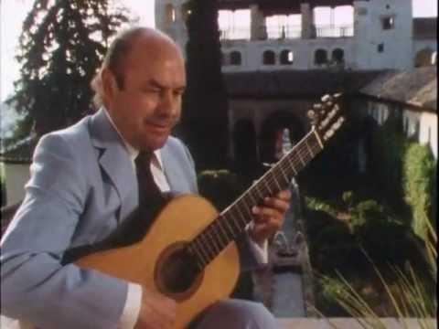 艶やかな音色で奏でられる調べ J.ブリームが弾くマラッツの『スペイン・セレナーデ』