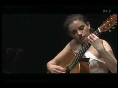 アナ・ヴィドヴィッチが弾くマイヤーズの『カヴァティーナ』 切なく美しい調べが響きわたる