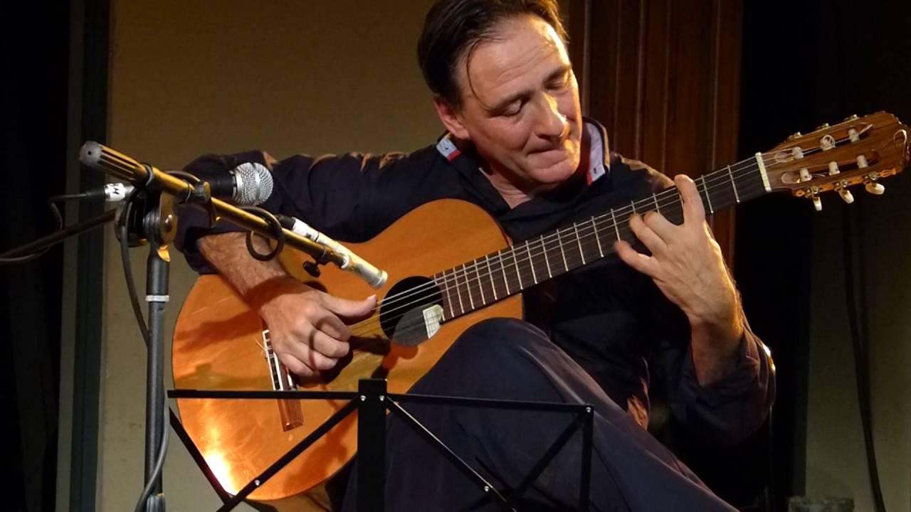 リカルド・モヤーノが弾く『Gato nomas』 イルダ・エレーラとのセッション