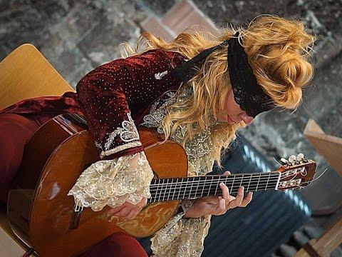 ガリーナ・ヴェイルが弾くバリオスの『大聖堂』 フラメンコスタイルの個性的な演奏