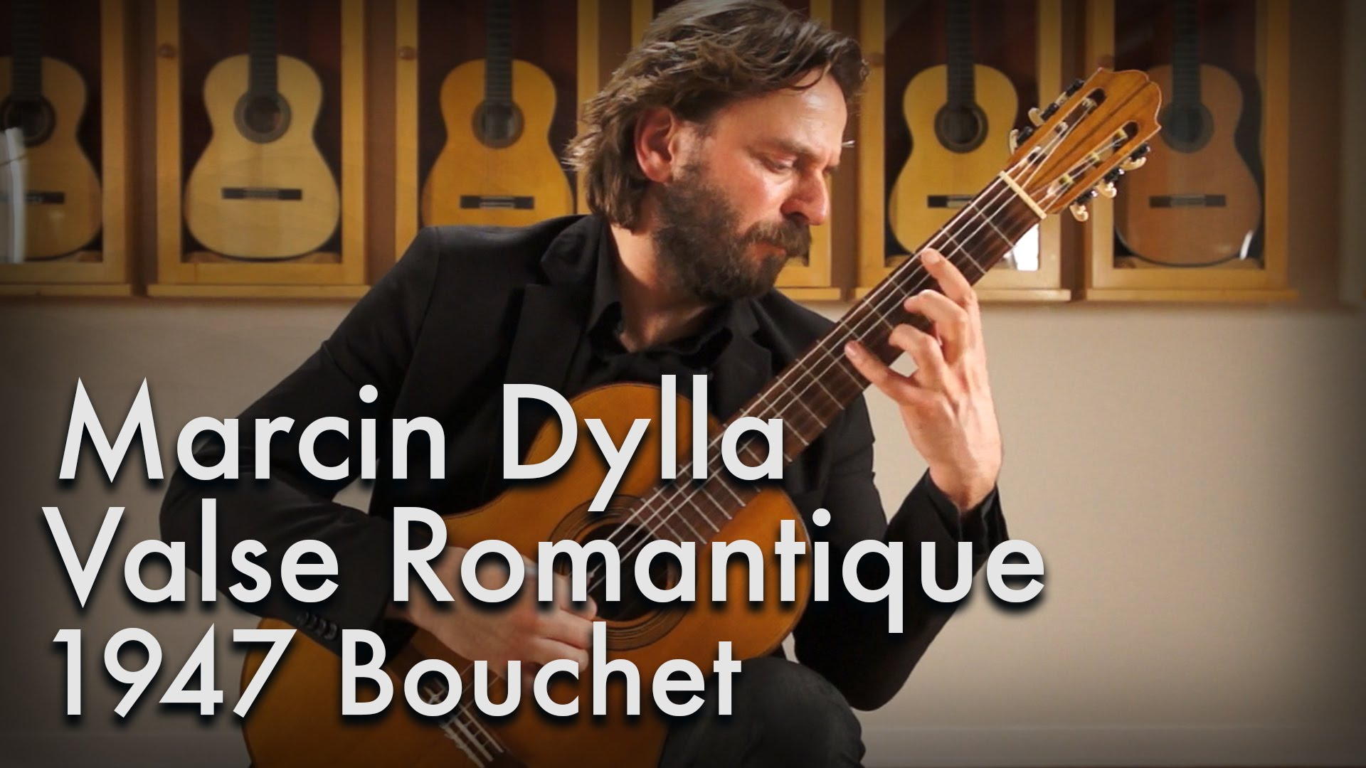 マルシン・ディラが弾くタンスマンの『ロマンティックなワルツ』 1947年のブーシェから紡ぎ出される豊かな響き