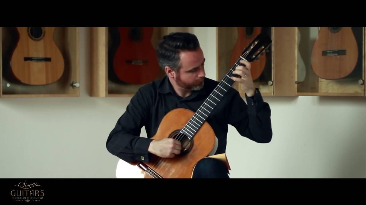 マシュー・マカリスターが弾くラウロの『レジストロ』 輝きに満ちた美しい佳曲