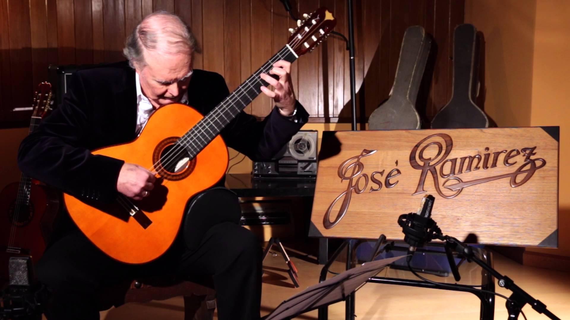 ジョン・ミルズが弾くペレスの『Llegada』 ラミレス・センテナリオで奏でられるスペインの調べ