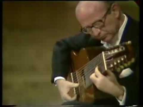 ナルシソ・イエペスが弾くクーネルの『バロックリュート組曲』 カーネギーホールに響き渡る10弦ギターの調べ