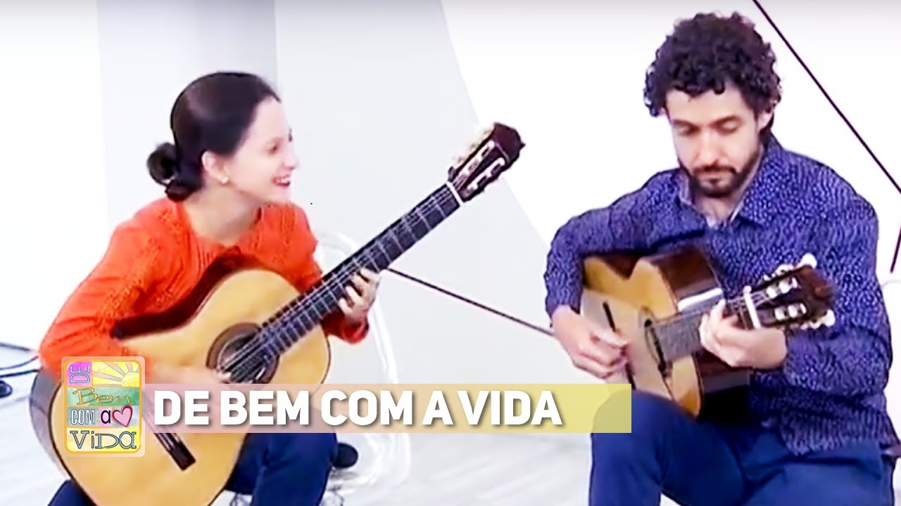 DUO SIQUEIRA LIMAが弾く『ブラジル』と『ティコティコ』 和やかなインタビューと抜群の演奏