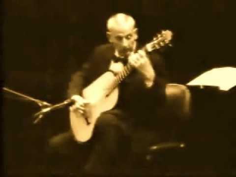 アベル・カルレバロが弾くテデスコの『世紀を渡る変奏曲』 巨匠による音の時間旅行