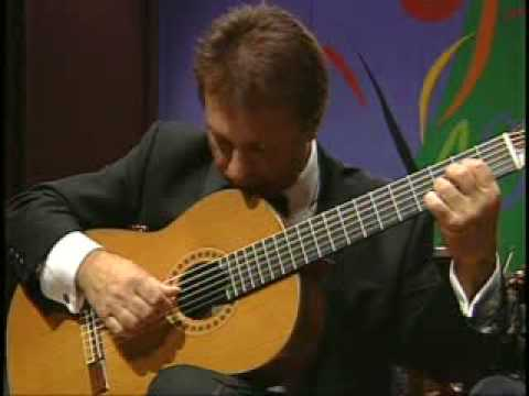 アンヘル・ロメロが弾くコルデロの『アンティラーノ協奏曲~Ⅱ楽章』 美しく叙情的なコンチェルト