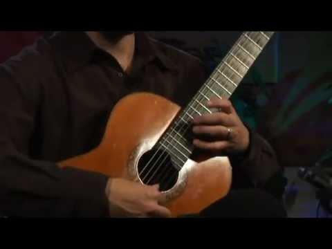 ウィリアム・カネンガイザーが弾くドメニコーニの『コユンババ1』 幻想的な響きの世界