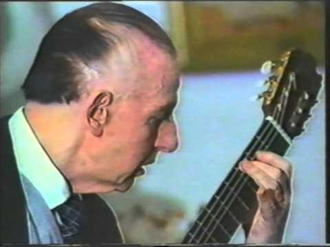 アベル・カルレバロが弾く『エチュードNo.5』 ヴィラ=ロボスへの賛歌