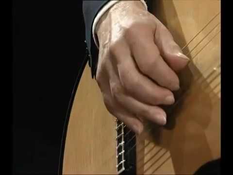 アベル・カルレバロが弾く『5つのエチュード』 右手だけをクローズアップした5分間の映像