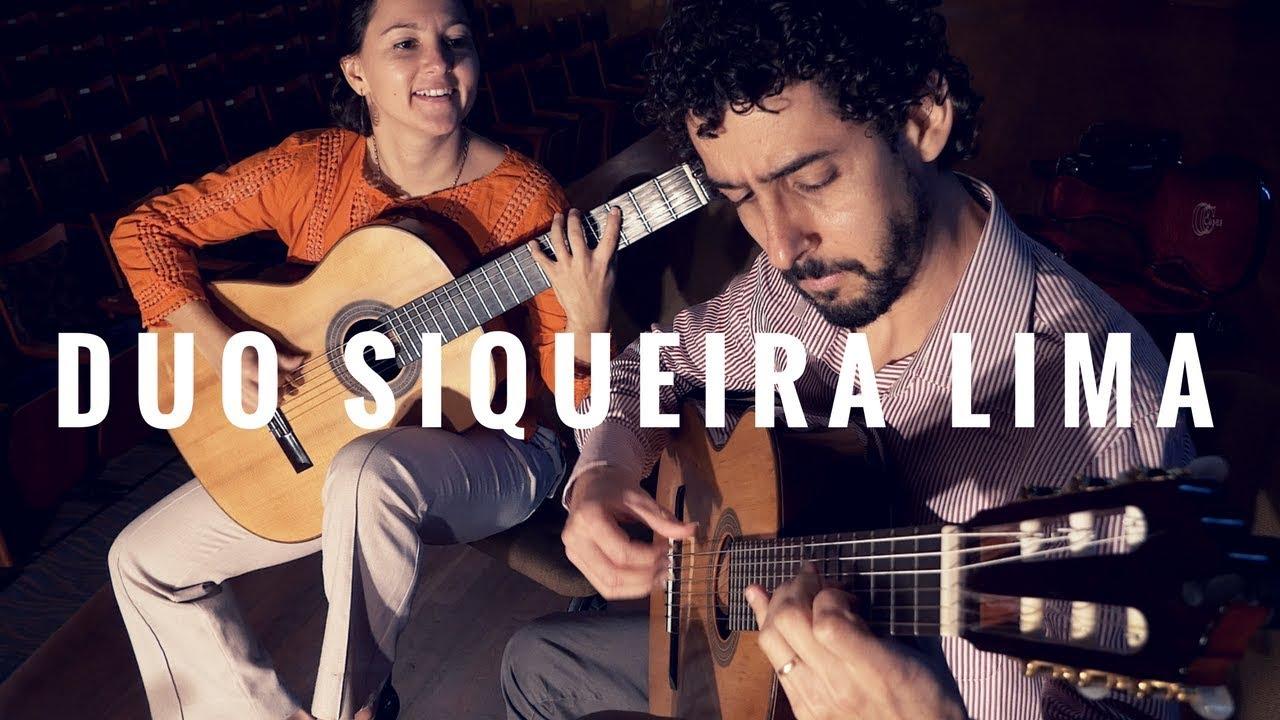 Duo Siqueira Limaが弾くマリアーノの『クリスタル』 躍動感あふれる魅惑のサウンド