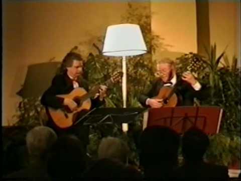レイモンド・バーリーとジョン・ミルズが弾くメルツの『マズルカ』 優雅で氣品あふれる美しい二重奏