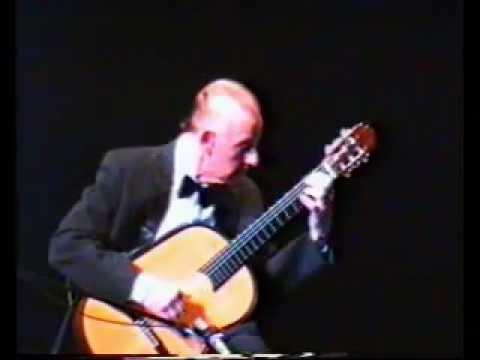 アベル・カルレバロが弾くトローバの『パノラマ』 巨匠による自然体の演奏