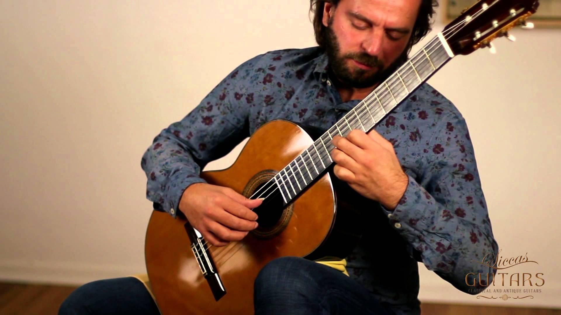 マルシン・ディラが弾くタレガの『ゆりかご』 豊かな響きで奏でられる愛らしい小品