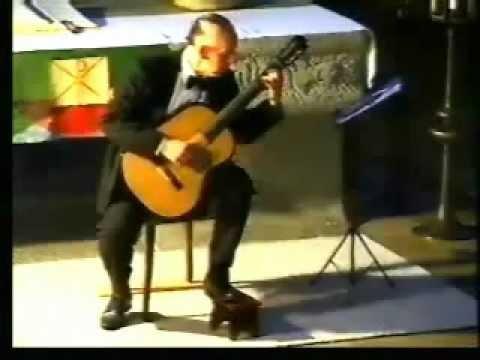アベル・カルレバロが弾くソルの『主題と変奏』 安定感に満ちた大人の演奏