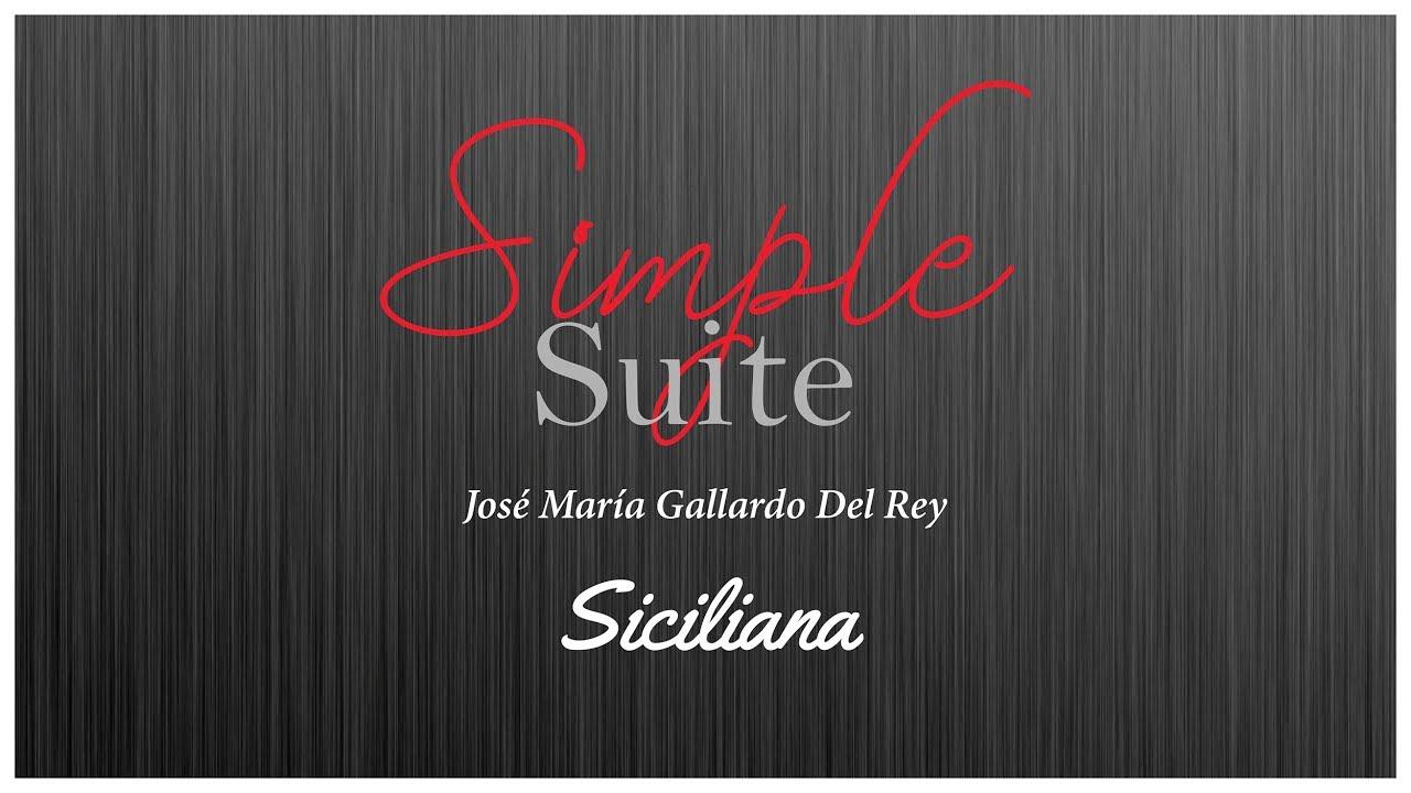 ガジャルド・デル・レイが弾く『シチリアーナ』 現代的なセンスが光る佳曲