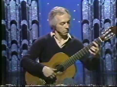 ジョン・ウィリアムスが弾く『アストゥリアス』と『ラ・ヴォルタ』 1986年のTV番組より