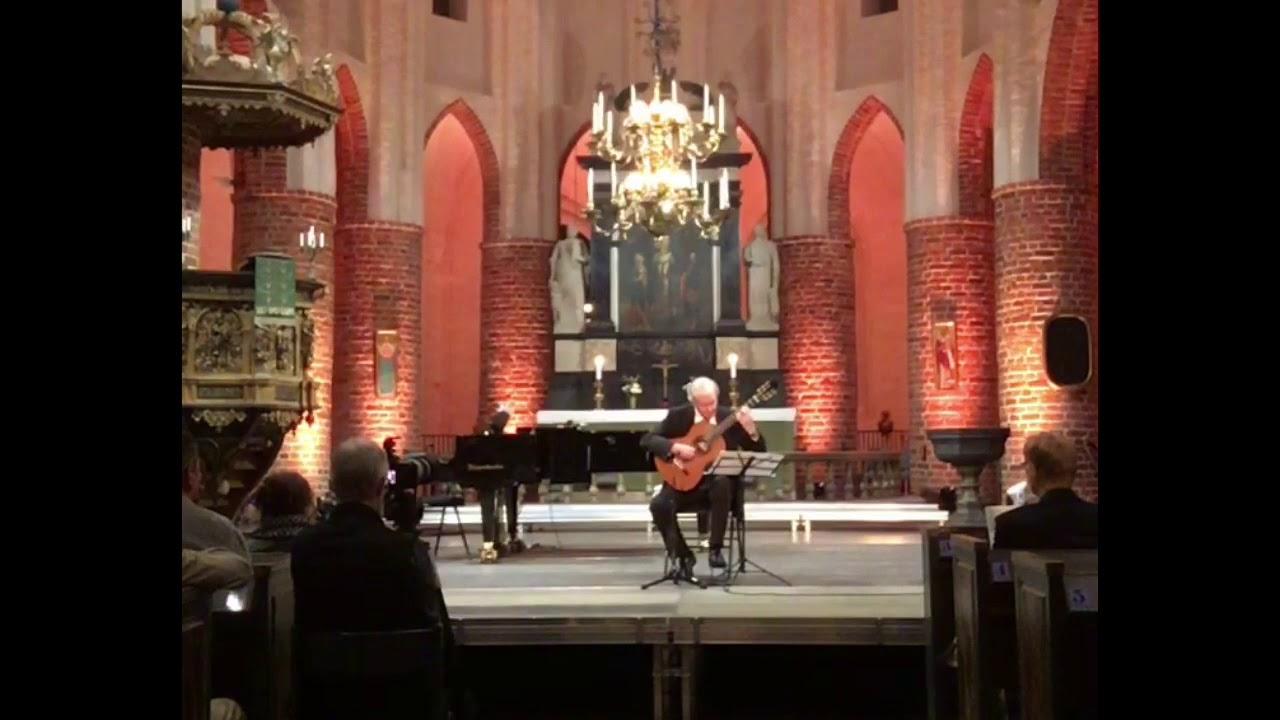 ジョン・ミルズが弾くハグランドの『Bortom Avsked』 スウェーデンの作曲家による前衛的な作品