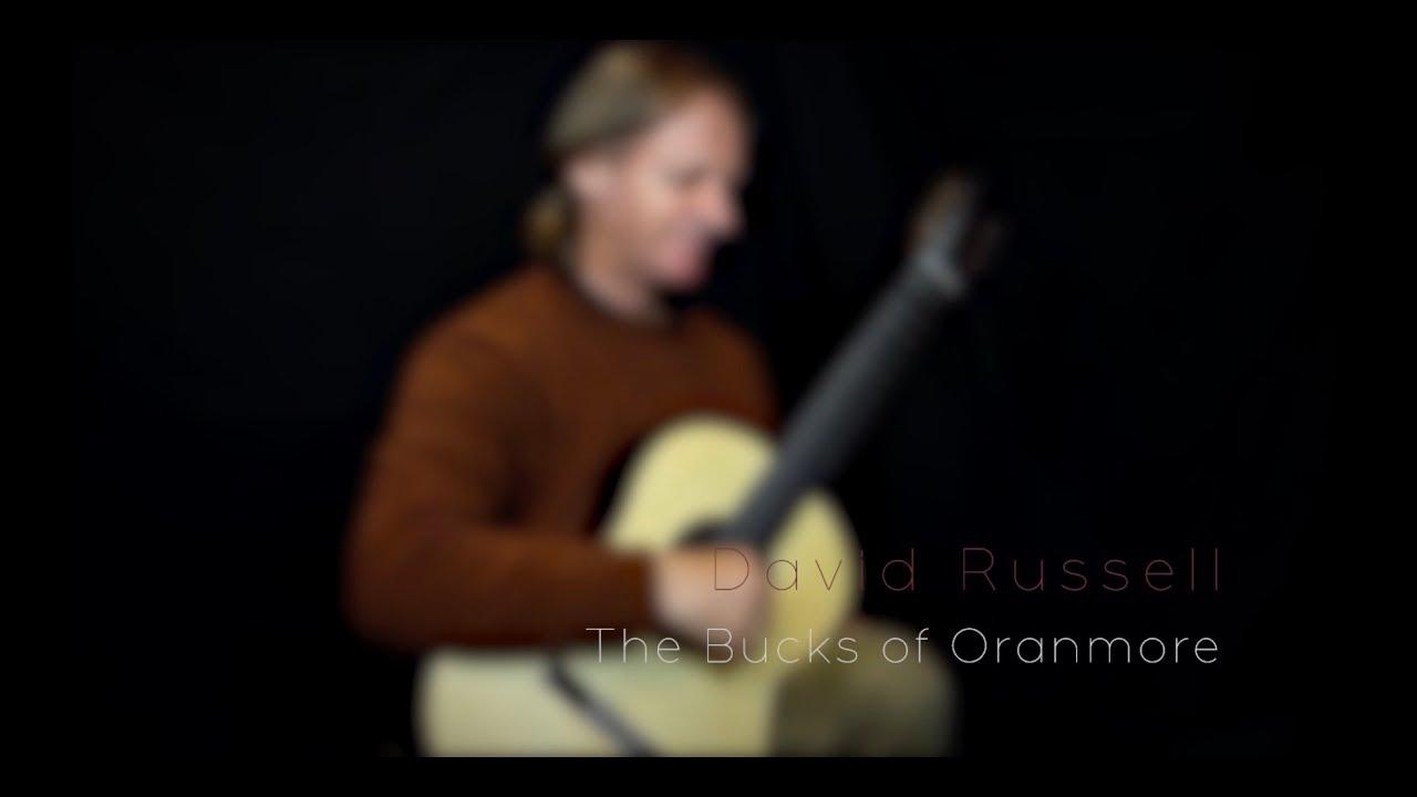 デヴィッド・ラッセルが弾く『The Bucks of Oranmore』 鮮やかに奏でられるアイリッシュミュージック