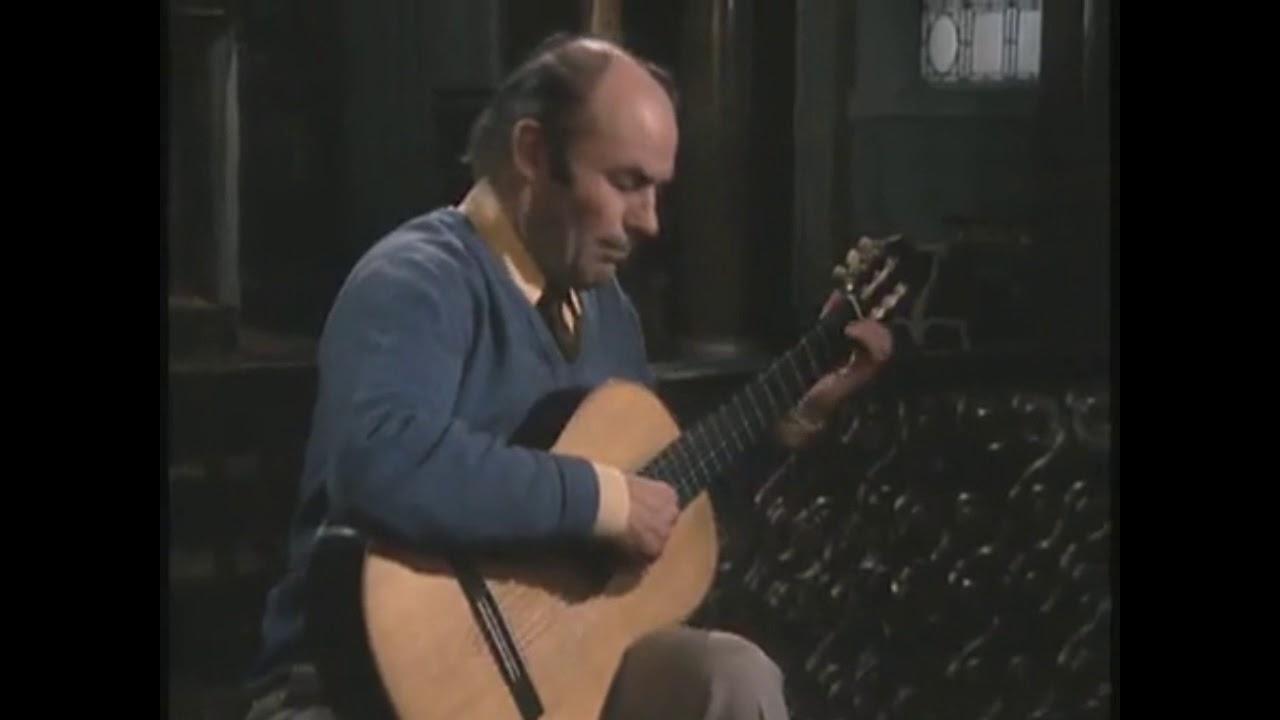 ジュリアン・ブリームが弾くウォルトンの『バガテルNo4』 美しい音で描かれる透明感に満ちた世界観