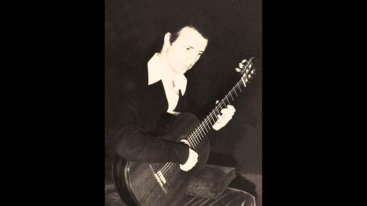 ニコラス・ペトロウが弾くアルベニスの『グラナダ』 1982年のコンサートより