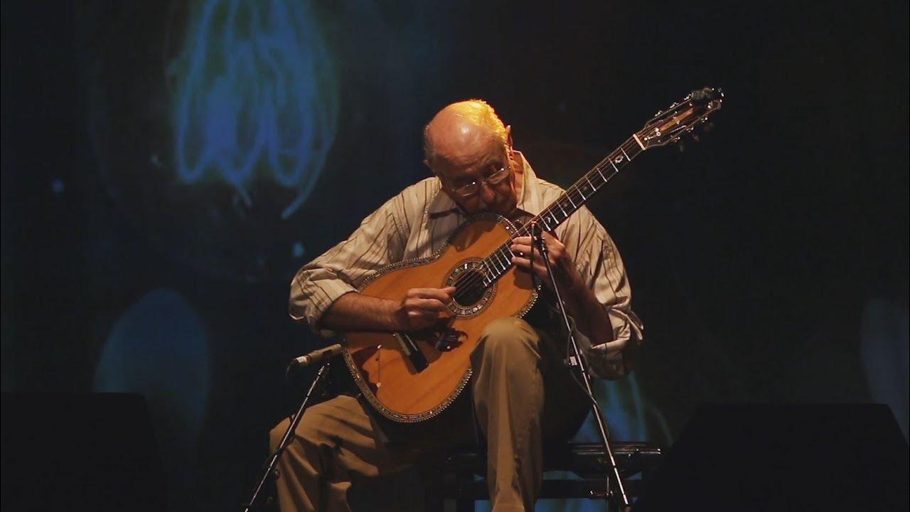 パウロ・ベリナティとアルベルト・ゲデスが弾く『Bacoché』