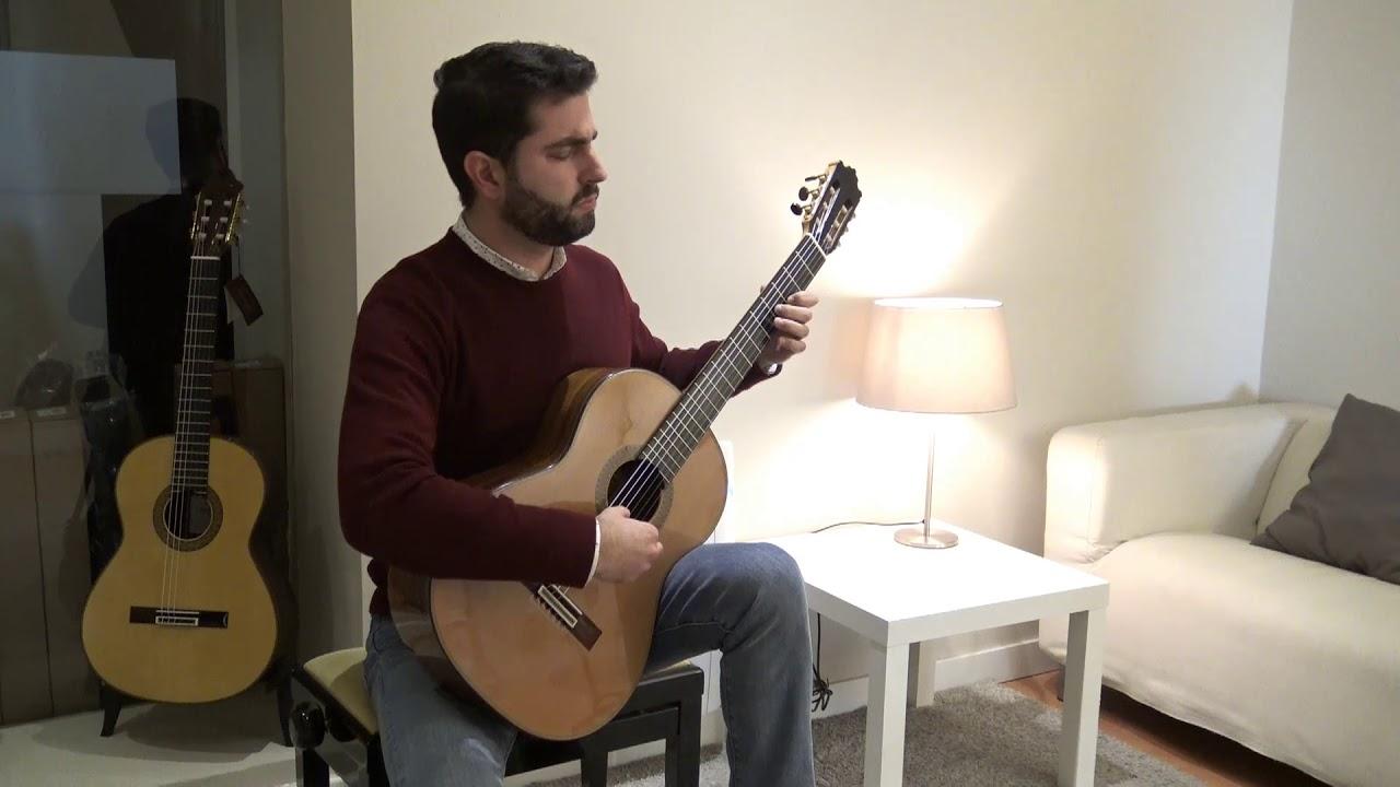 ラファエル・アギーレが弾くアルベニスの『カプリチョ・カタラン』
