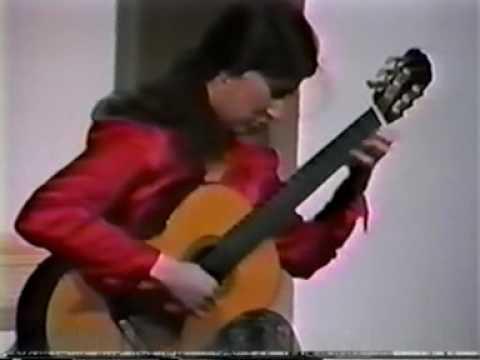 シャロン・イスビンが弾くバッハの『ドゥーブル』