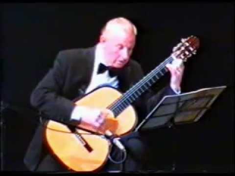アベル・カルレバロが弾くサンスの『パヴァーヌ』