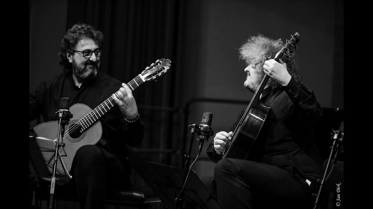 アニエロ・デシデリオとゾーラン・ドゥキッチが弾くグラナドスの『オリエンタル』