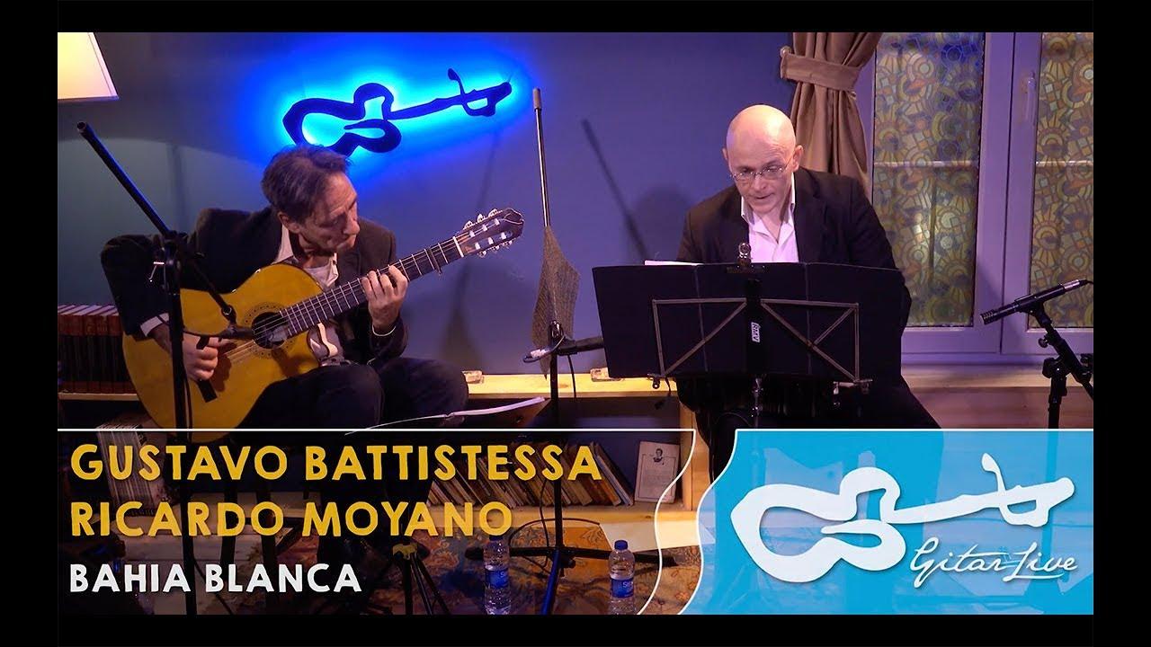 リカルド・モヤーノが弾く『BAHIA BLANCA』 グスタヴォ・バティステッサとの共演