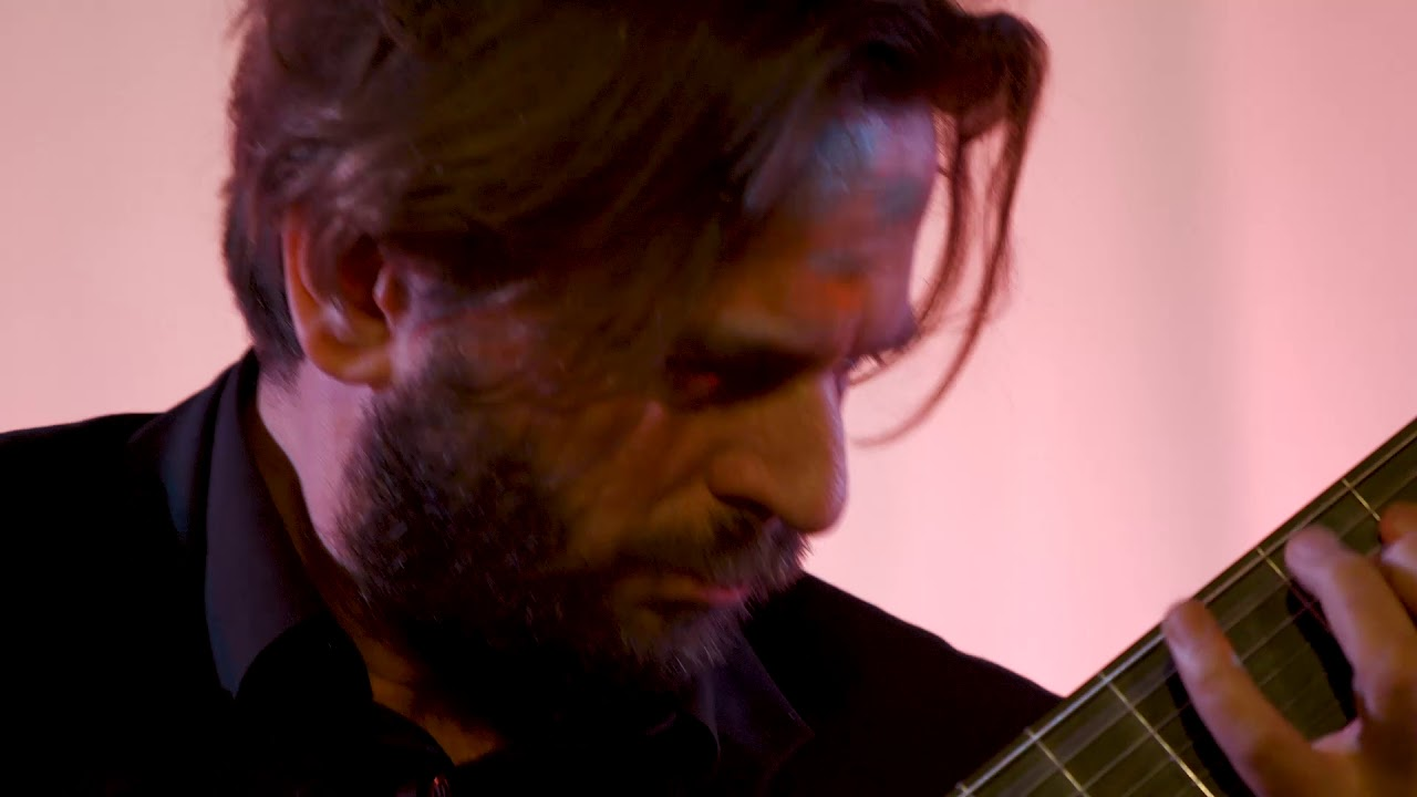 マルシン・ディラが弾くジュリアーニの『ソナタOp15』 2018年プレヴェン・ギター・フェスティバルでの演奏