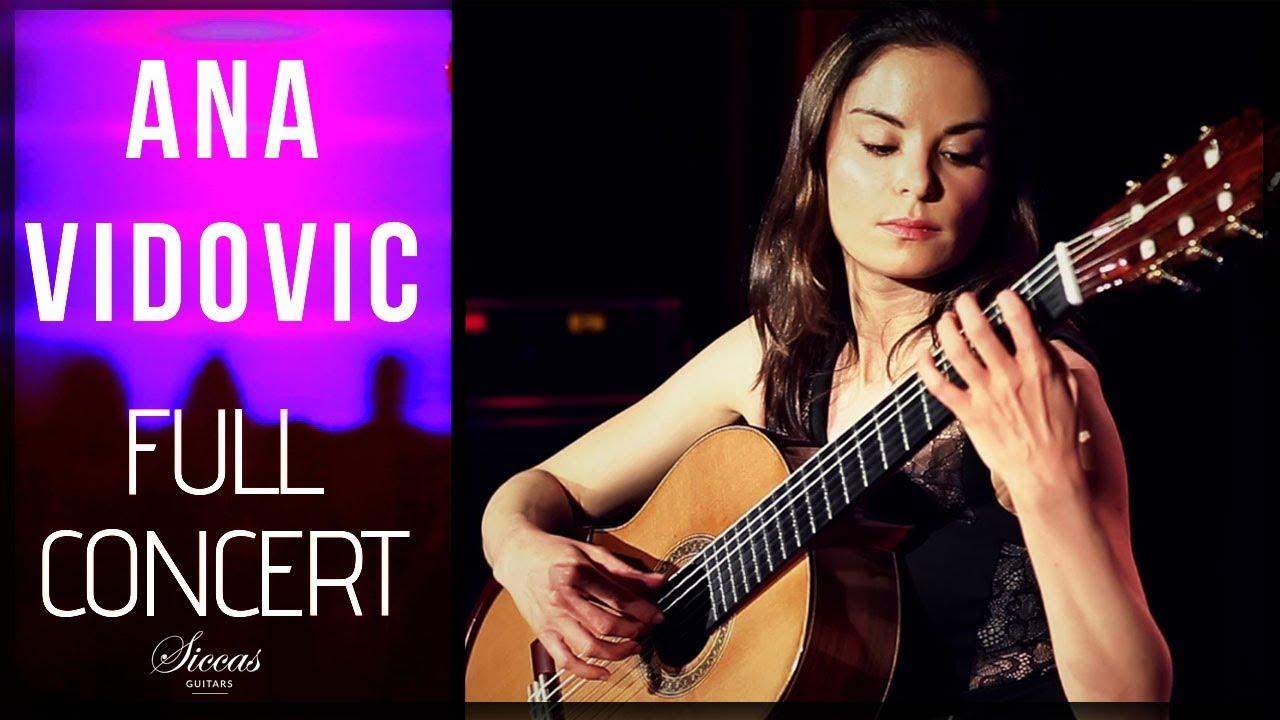 アナ・ヴィドヴィッチ たっぷり1時間のコンサート映像