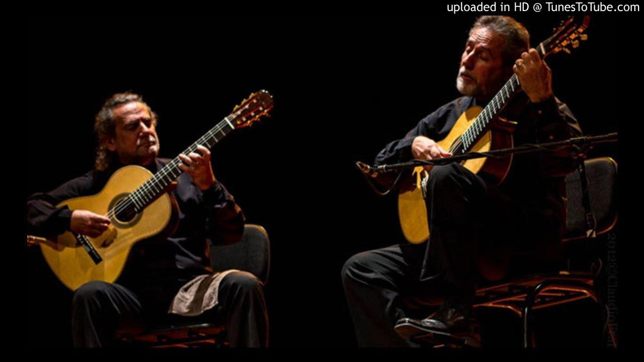 アサド兄弟が弾くペーニャの『Nós e o Rio』