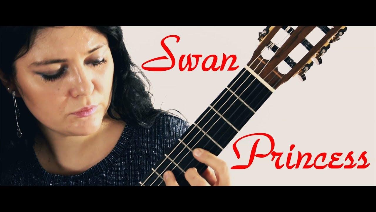 イリーナ・クリコヴァが弾くヴァシリエフの『スワン・プリンセス』