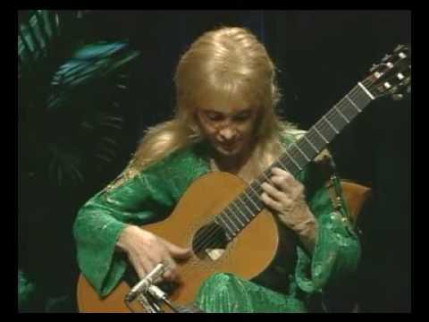 ライオナ・ボイドが弾くタレガの『グラン・ホタ』
