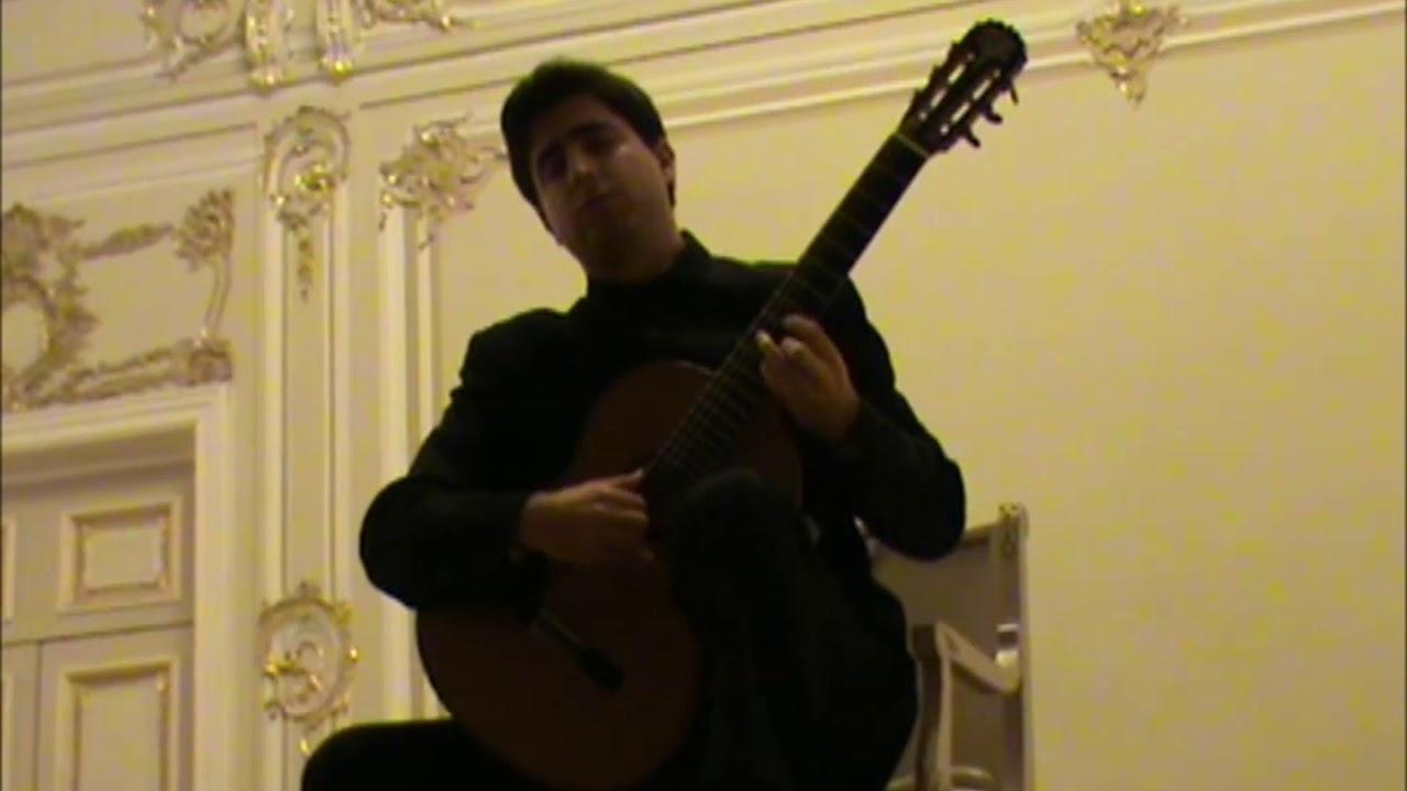 ラファエル・アギーレが弾くガーシュウィンの『3つのプレリュード』