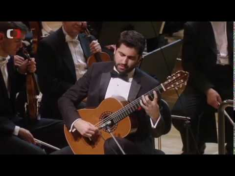 ラファエル・アギーレが弾くタレガの『アルハンブラの思い出』 2019年チェコでの演奏