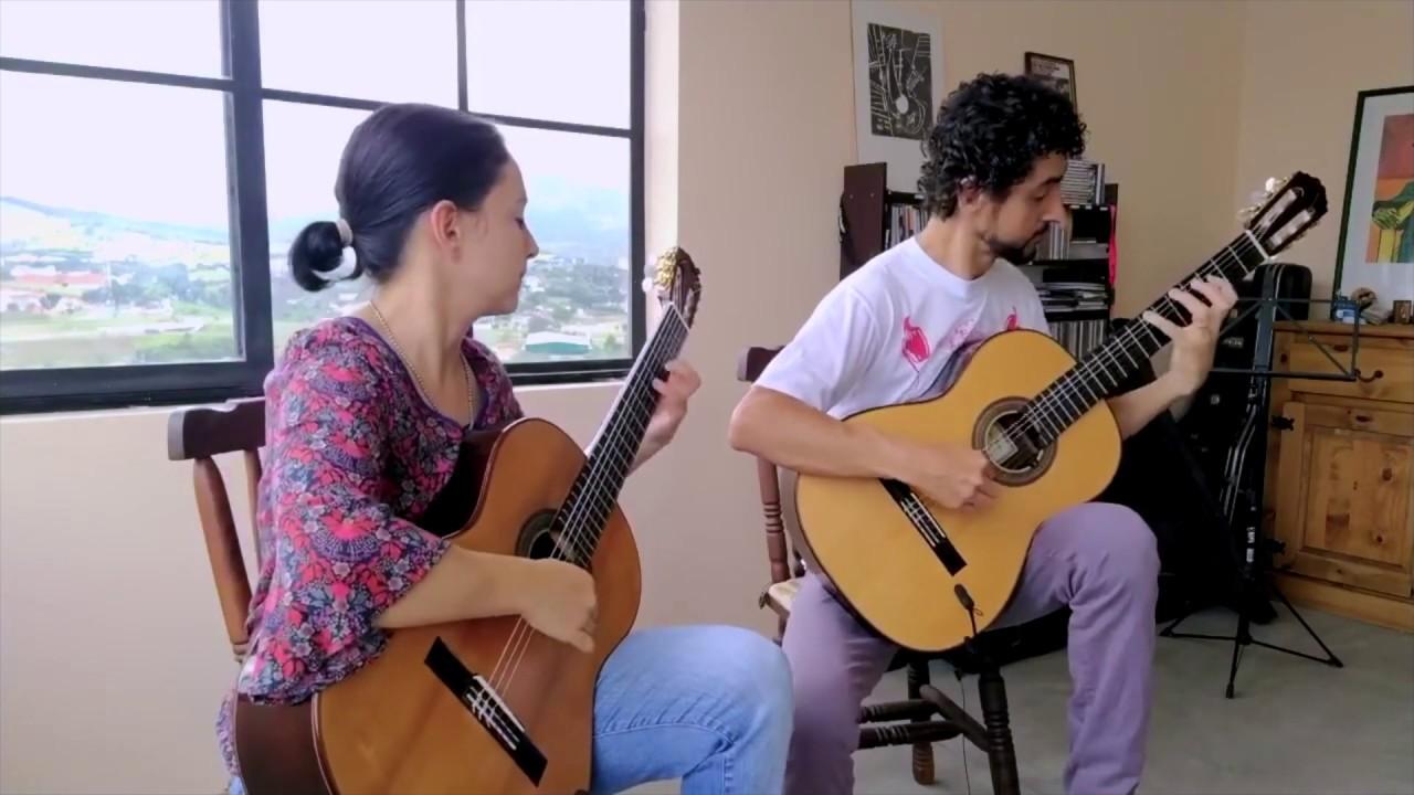 Duo Siqueira Limaが弾くガーシュウィンの『アイ・ガット・リズム』